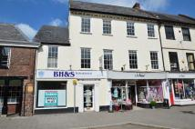Commercial Property in Tiverton town centre