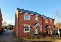 3 bedroom semi detached property in Tiverton - Webbers Way