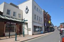 1 bedroom Flat to rent in Town Centre, Tiverton