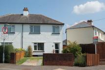 3 bed semi detached property to rent in King Street, Tiverton