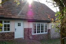 property to rent in Cheriton Fitzpaine