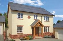 4 bed new home in Tiverton