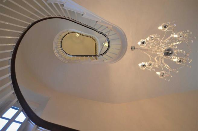 Turning Staircase