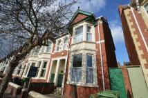 3 bedroom Terraced home to rent in Amesbury Road, Penylan...