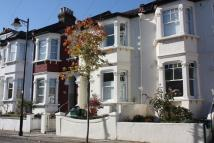 Terraced home in Parolles Road...