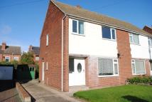 semi detached property to rent in Lyndon Avenue, Garforth...
