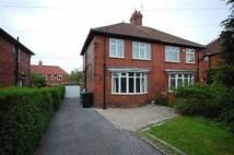 3 bedroom semi detached home in Barley Hill Road...