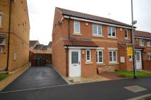 2 bedroom semi detached property in Bellflower Close...