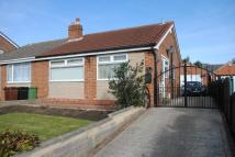 2 bed Semi-Detached Bungalow in Manor Park Avenue...