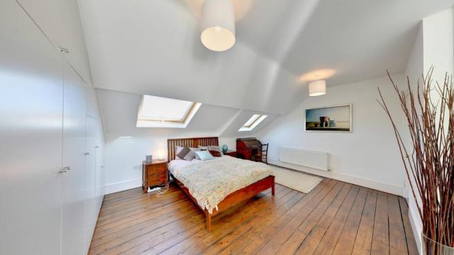 Top Floor Bedroom