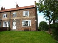 3 bed semi detached property for sale in Bridge View, Cawood...