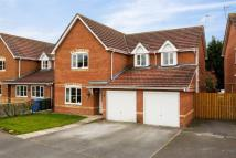 Detached home in Brierley Close, Snaith...