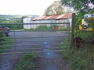 Plot for sale in Llangadog Road