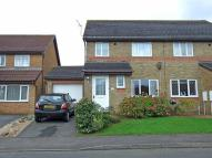 3 bed semi detached house in Maes Y Capel, Pembrey