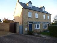4 bedroom Town House in Alexander Chase, Ely