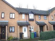 Terraced home in High School Close, March,