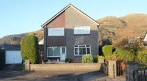 Detached house in Inchna, Menstrie