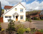 4 bed Detached home for sale in Holly Grove, Menstrie...