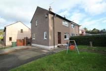 semi detached house for sale in Alloa Road, Tullibody...