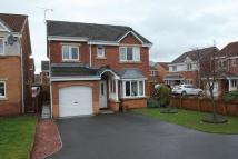 4 bedroom Detached property for sale in Glentye Drive, Alloa