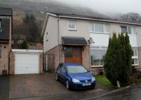 semi detached home for sale in Torry Drive, Alva