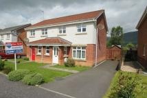 3 bedroom semi detached house in Glentye Drive, Tullibody...