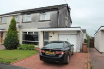 property for sale in Dumyat Avenue, Alloa