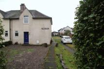 3 bed semi detached house for sale in Holbourne Place, Menstrie