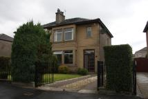 3 bed semi detached home to rent in Douglas Road, Paisley...