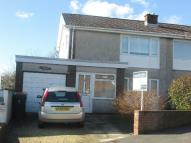 3 bed semi detached property in Aberthaw Circle, Newport