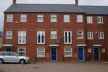 Town House in Avocet Close...