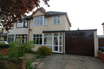 3 bedroom semi detached home in Malvern Avenue...