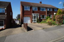 semi detached house in Gilbert Avenue, Bilton...