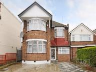 semi detached property for sale in Brownlow Road...