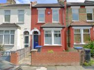 Terraced house in Ollerton Road...