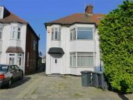 semi detached home in Passmore Gardens...