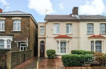semi detached house for sale in Trinity Road, Bowes Park