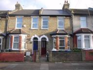 Terraced property in Stanley Road N11...