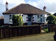 Bungalow in Hadley Road, Stow Heath...