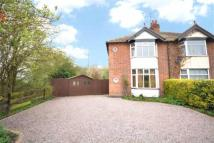 2 bed semi detached home to rent in Loughborough Road, Bunny...