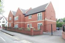 Flat to rent in Private Road, Mapperley...