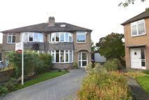 semi detached home in West Lodge Gardens...