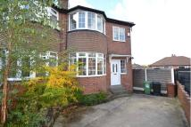 3 bedroom semi detached house in Primrose Grove, Halton...