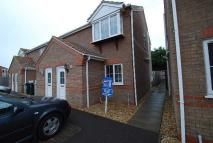 semi detached property in Winston Drive, Skegness...