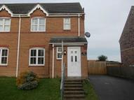 3 bedroom semi detached house in Ashby Meadows, Spilsby...