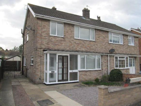 3 Bedroom Semi Detached House To Rent In Monteith Crescent Boston PE21