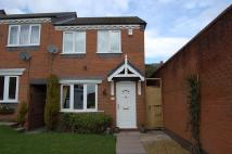 2 bed End of Terrace property in Andersleigh Drive...