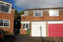 semi detached house in Kingham Close...