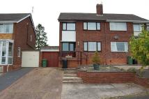 3 bedroom semi detached home in Kipling Road...