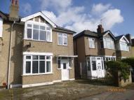 semi detached house to rent in Lytton Road, Gidea Park...
